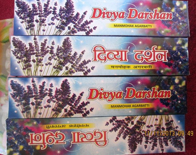 Divya Darshan Incense Sticks