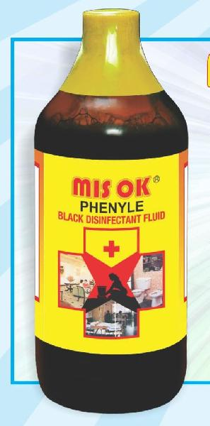 MIS OK Black Disinfectant Fluid