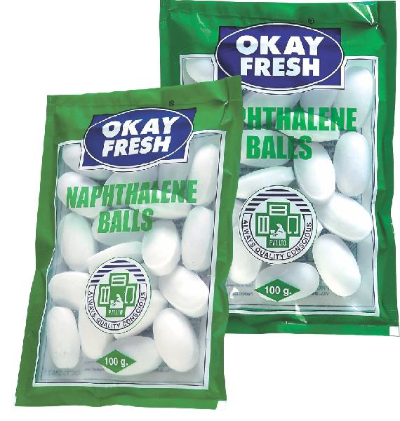 Okay Fresh Naphthalene Balls