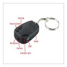 4GB Spy Keychain Camera