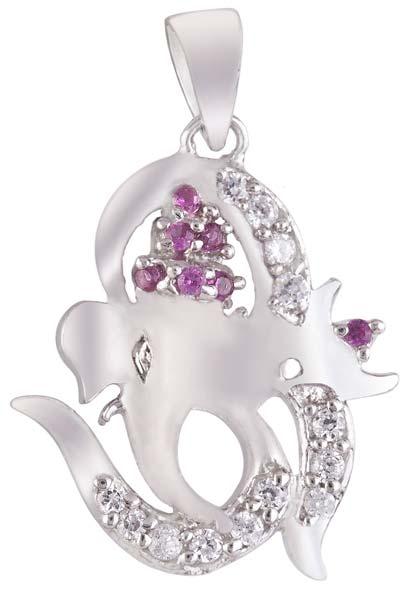 Gods Statue Silver Jewellery