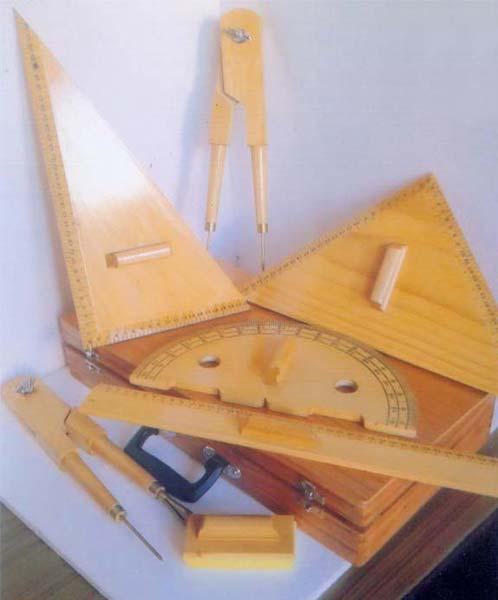 Blackboard Instrument Box