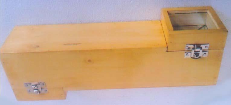 Wooden Periscope Model