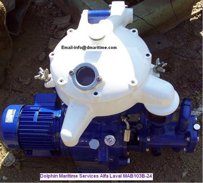 Alfa Laval Centrifuge Oil Separator