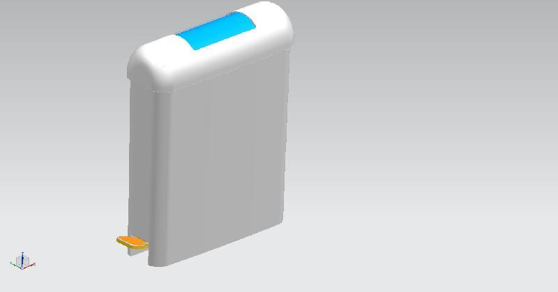 Automatic Sanitary Bin23L