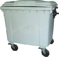 1100 L Large Industrial Waste Bins