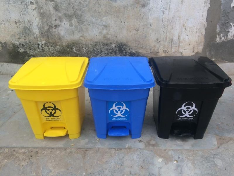 Medical Waste Bin 16L