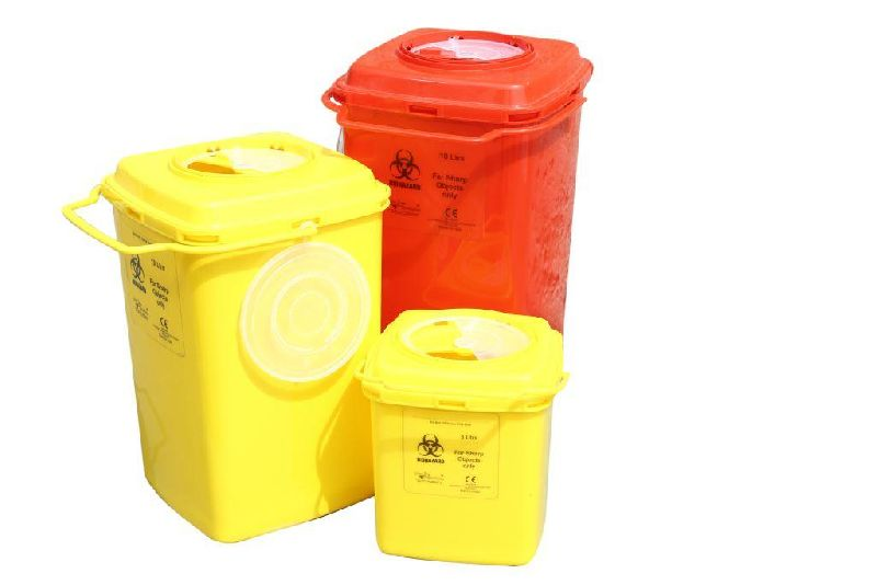 5L Sharp Disposal Containers