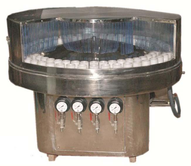 Rotary Bottle Washing Machine (GMP Model)