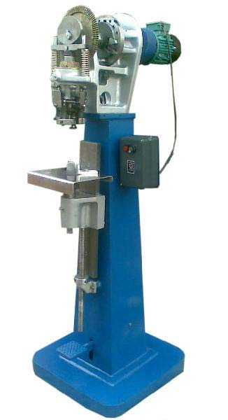 Semi Automatic Bottle Cap Sealing Machine