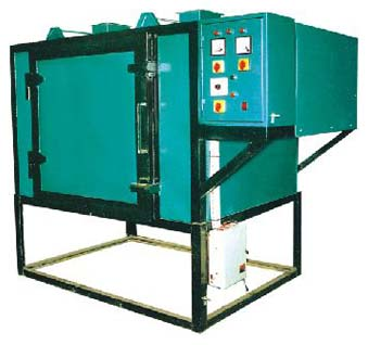 Hot Air Tray Dryer Machine
