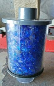Blue Silica Gel 03