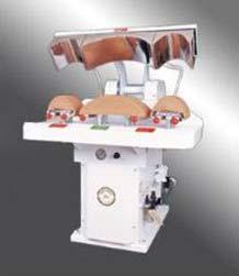 Collar & Cuff Press Machine