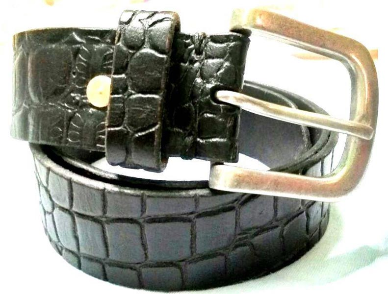 Mens Casual Leather Belts