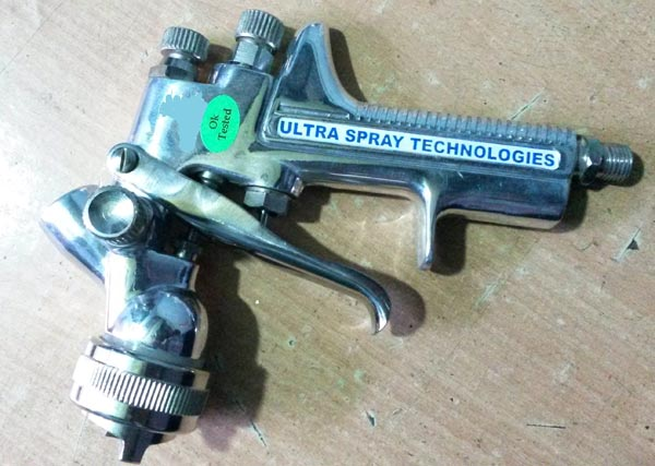 Gravity Feed Spray Gun