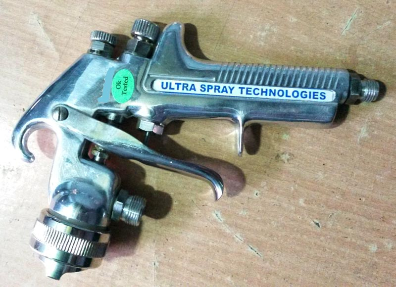 Pressure Feed Spray Gun