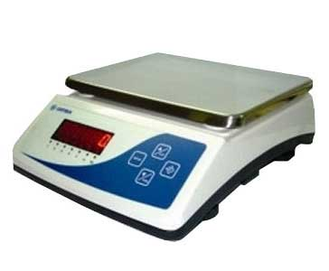 Silver Jewellery Weighing Scale