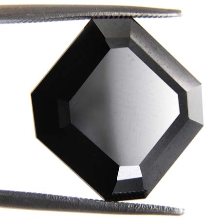 Black Moissanite Diamonds