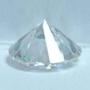 White Loose Moissanite Diamonds
