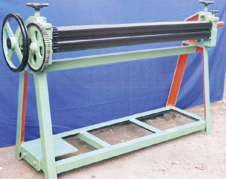 Motorised Bending Roller
