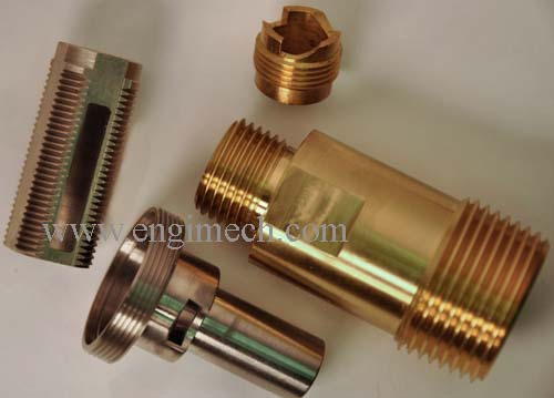 CNC Milling & Turned Parts