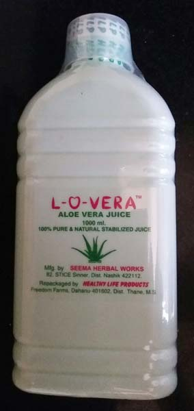 Aloevera Drinking Gel