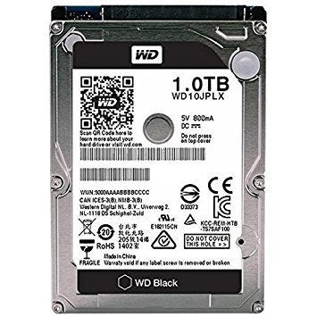 Western Digital 1tb Internal HDD