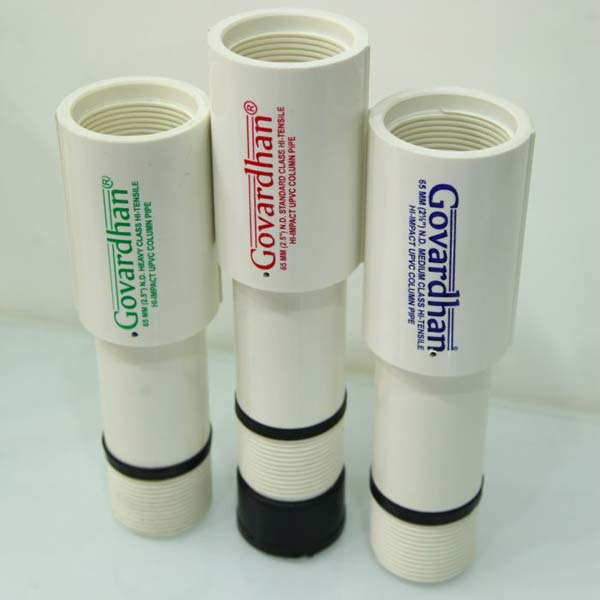 Govardhan UPVC Column Pipes 05