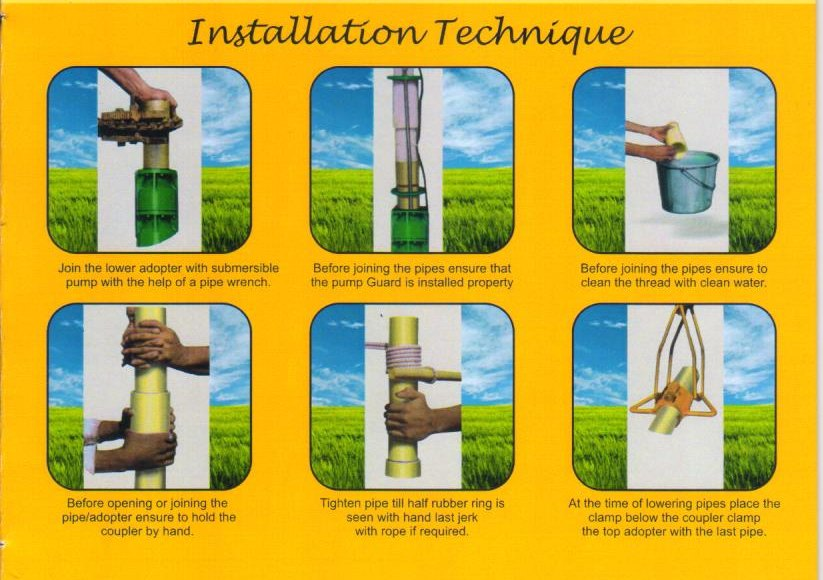 Installation Technique