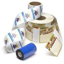 Printed Tag & Ribbon