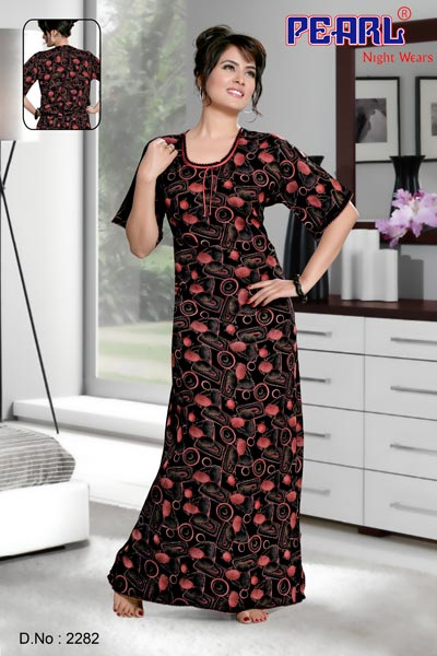Buy nighties, nighty gowns for women and girls online at best prices. Browse the latest collection of ladies nighties, short nighty gowns, sexy nighties in latest patterns & styles on Clovia.