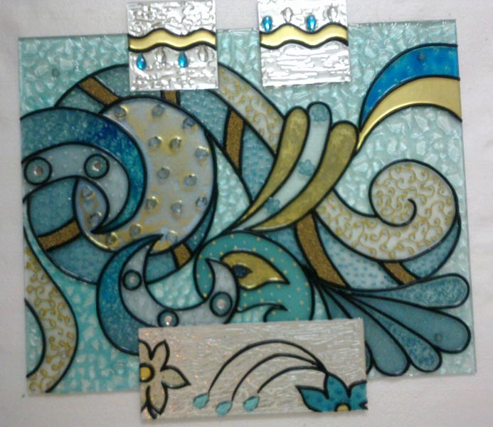 Stained Glass Paintings 05
