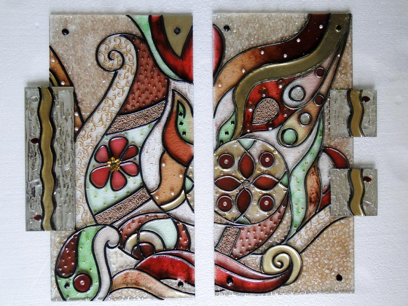 Stained Glass Paintings 06