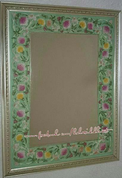 Designer Hand Painted Mirrors 02