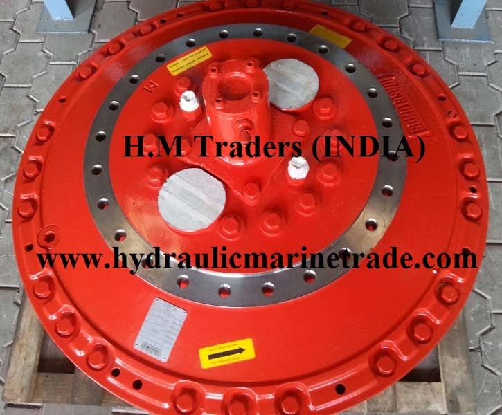 Hagglund Hydraulic Motor