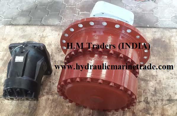 Hoisting Gear Hydraulic Motor