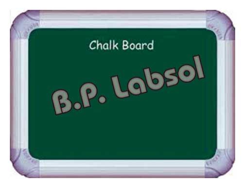 Ceramic Green Chalkboard
