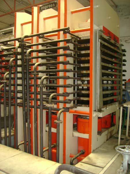Hydraulic Laminating Press