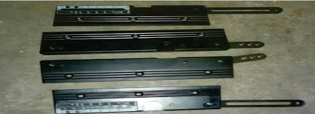 Hardware Fitting Aluminium Plate 01