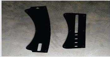 Hardware Fitting Mild Steel Plates