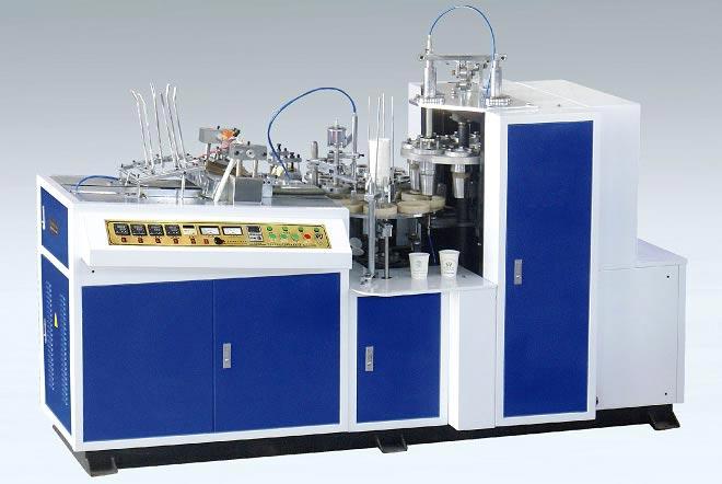 Jbz-B12 Paper Cup Machine 01