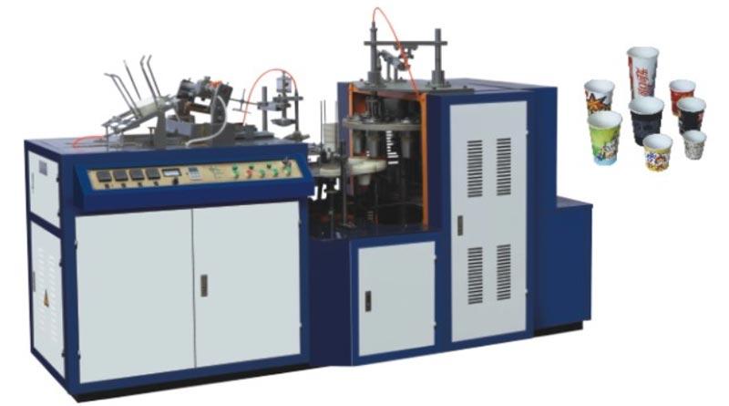 Jbz-B12 Paper Cup Machine 02