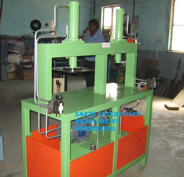 Paper Plate Making Machine 06
