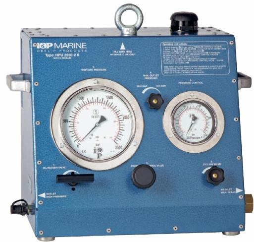HPU 1500 Hydraulic Power Unit