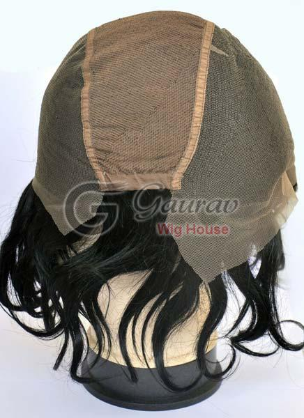Gents lace wig