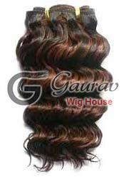 Indian Wavy Hair Extension 01