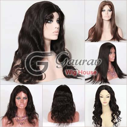 Ladies Lace Hair System (Main)
