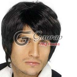 Stylish Mens Hair Wig