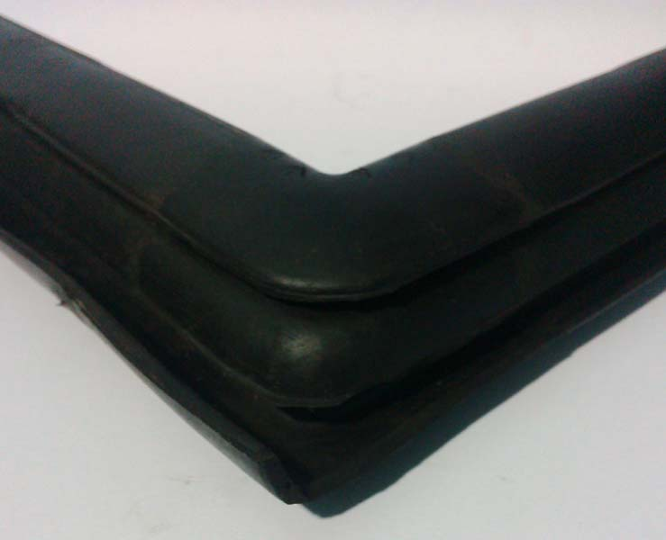 Front Glass Rubber Profile