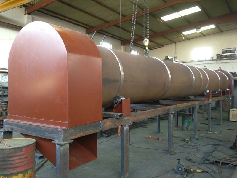 Sugarcane Bagasse Dryer 01